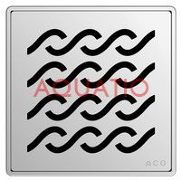 ACO Easyflow square grate Hawaii