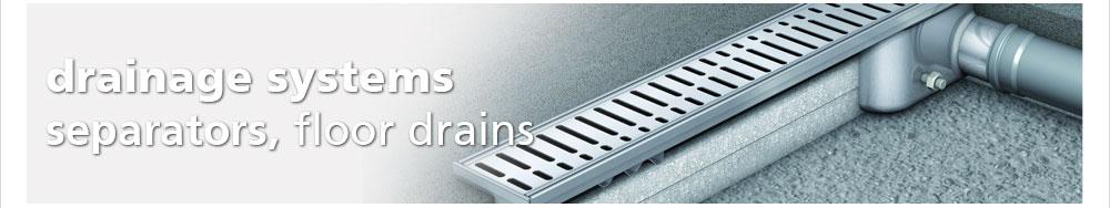 ACO AquatiopolandStainless Steel Drainage System Shower Channels Showerdrain Bathroom Point